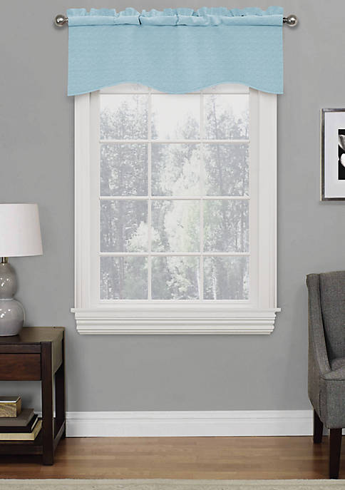 Kendall Wave Curtain Valance