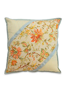 Waverly® Felicite 20-in. Pieced Decorative Accessory Pillow