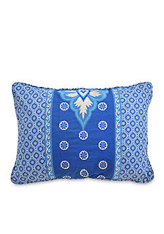 Waverly® Moonlit Shadows Embroidered and Pieced Decorative Accessory Pillow
