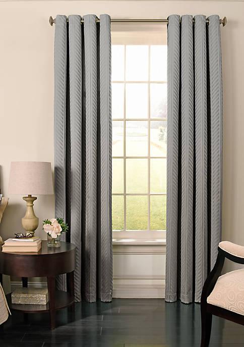 Beautyrest BR Malbrouk BO Curtain 52x84 Smoke