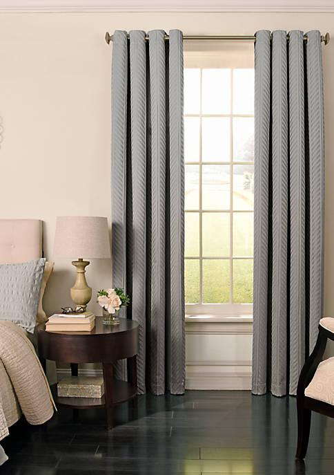 Beautyrest BR Malbrouk BO Curtain 52x95 Smoke