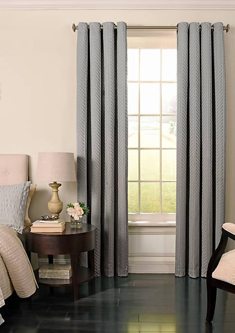 Beautyrest BR Malbrouk BO Curtain 52x108 Smoke
