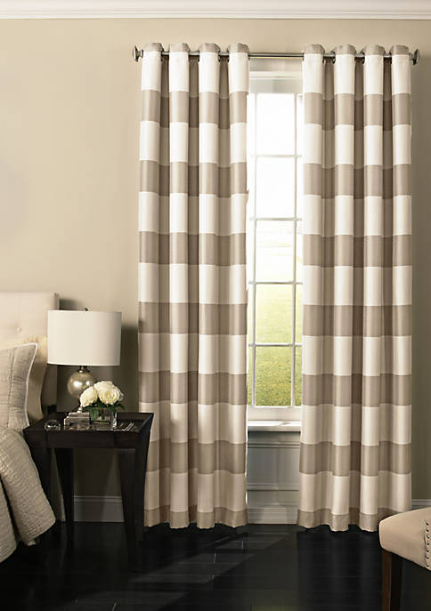 Beautyrest BR Gaultier BO Curtain 52x84 Natural