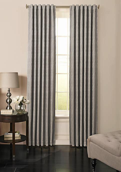 Beautyrest BR Barrou BO Curtain 52x84 Smoke