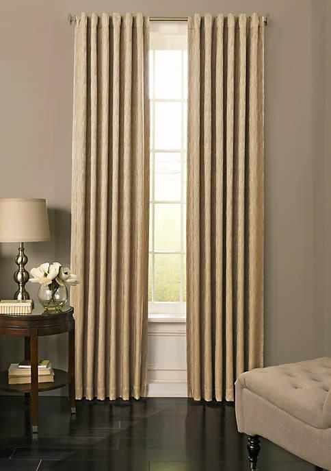 Beautyrest BR Barrou BO Curtain 52x108 Jute