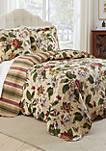 Laurel Springs Queen 3 Piece Bedspread Set