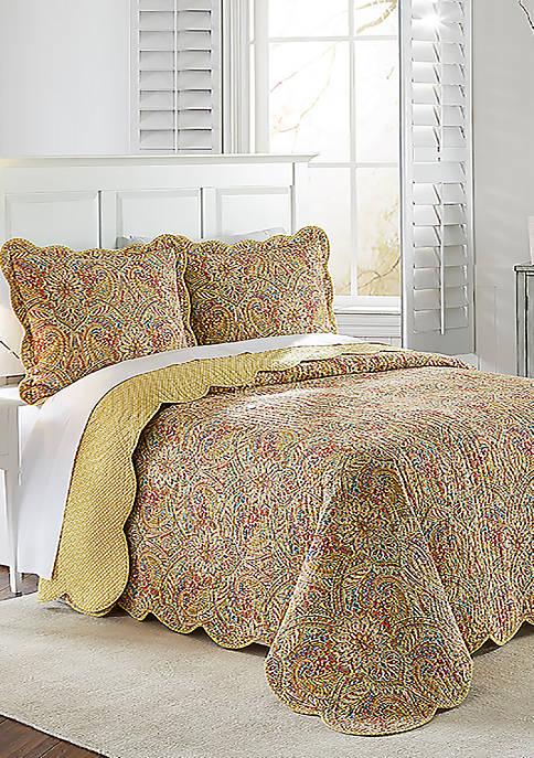 Swept Away 3-Piece Bedspread Set