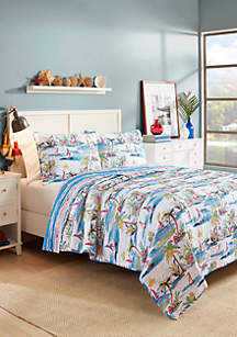 Vue Second Wind Quilt Set