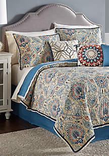 Castleford Twin Quilt Set