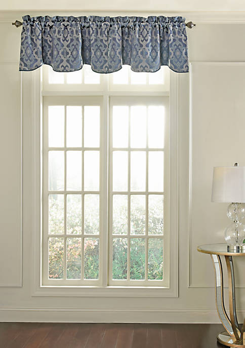 Beautyrest Normandy Window Curtain Drapery