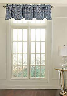 Normandy Window Curtain Drapery