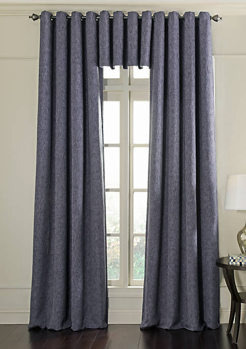 Beautyrest Arlette Blackout Window Valance