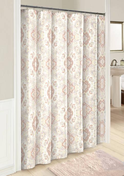 72 in x 72 in Ahana Shower Curtain