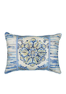 Waverly® Over The Moon Printed Decorative Pillow