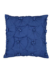 Over the Moon Solid Pillow