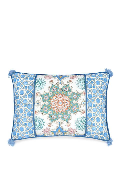 Waverly® Incense Wheel Oblong Throw Pillow