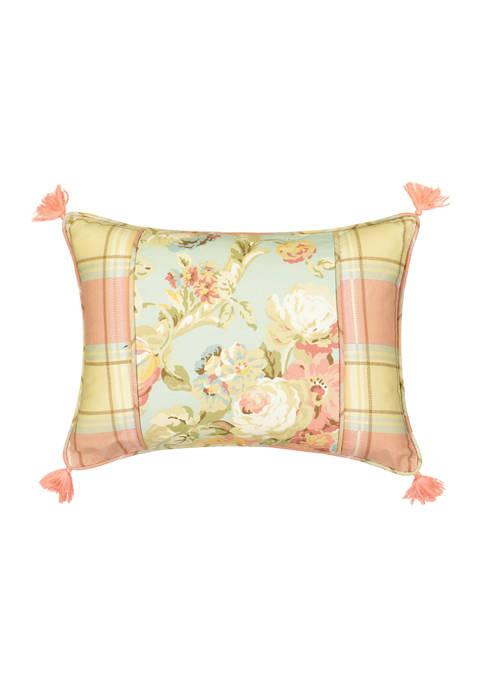 Spring Bling 14x20 Pieced Decorative Pillow