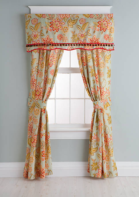 Charismatic Valance 50-in. x 18-in.