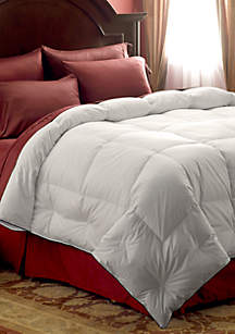 Medium Warmth Down Twin Comforter 64-in. x 86-in.