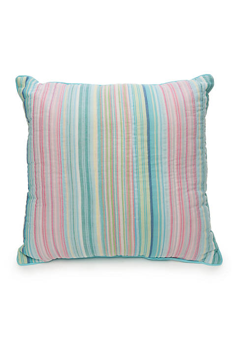 Home Accents® Savannah Quilted Decorative Pillow
