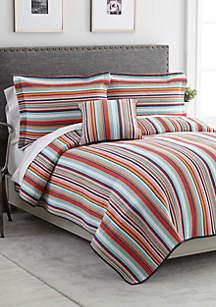 Umbrella Stripe Bedding Collection