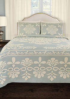 Lamont Home® Annabella Blue Bedspread Collection
