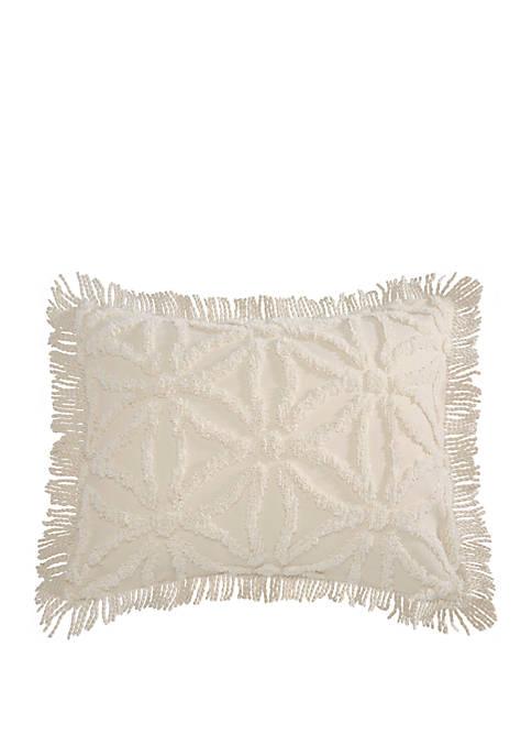 Lamont Home® Abigail Chenille Pillow Sham