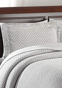 Woven Jacquard Pillow Sham