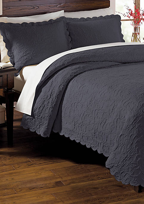 Lamont Home® Majestic Matelasse Standard Sham 21-in. x