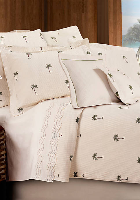 Palm King Coverlet 108-in. x 96-in.