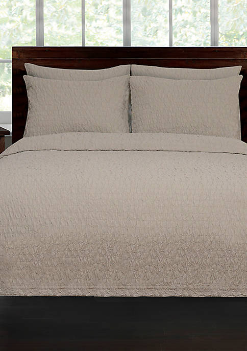 Riverbed Full/Queen Coverlet 90-in. x 96-in.