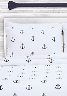Anchors King Sham 21-in. x 37-in.