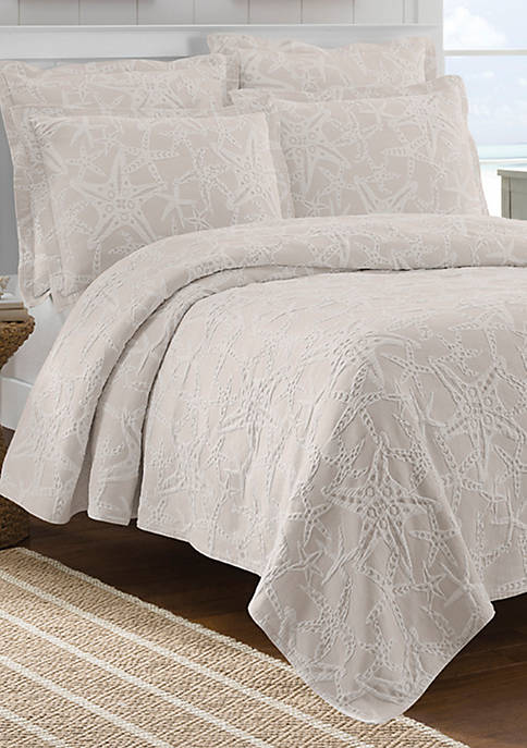 Lamont Home® Calypso Full/Queen Coverlet 90-in. x 96-in.