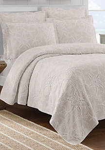 Calypso Full/Queen Coverlet 90-in. x 96-in.