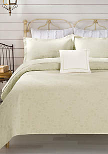 Sage Meadow Twin Coverlet 96-in. x 68-in.