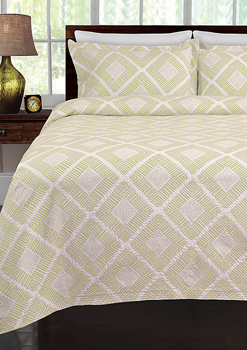 Lamont Home® Equinox Twin Coverlet 68-in. x 96-in.