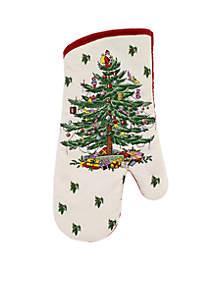 Christmas Spode Table Linens