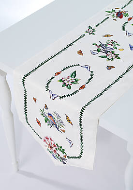 Botanic Garden Birds Table Runner 14-in. x 72-in.