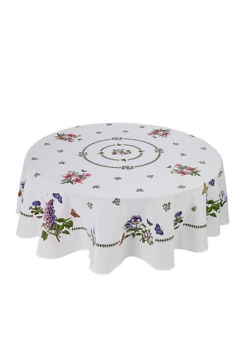 Avanti Botanic Garden Round Tablecloth