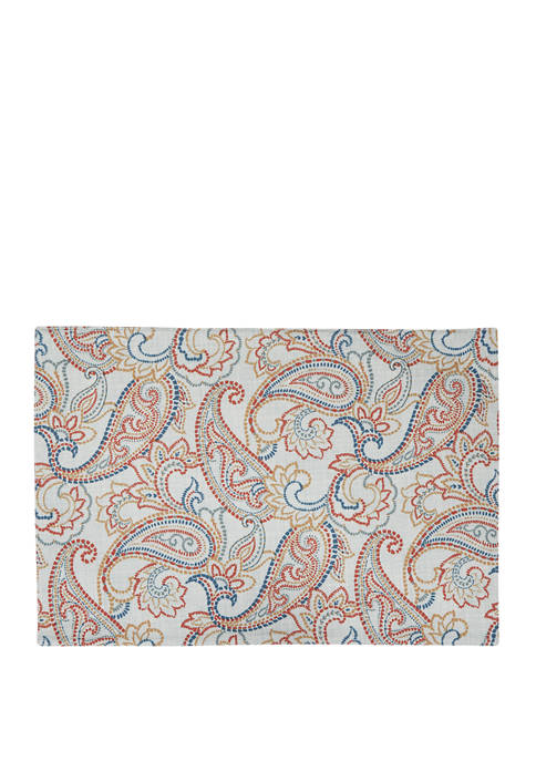 Modern. Southern. Home.™ Hadriam Paisley Placemat