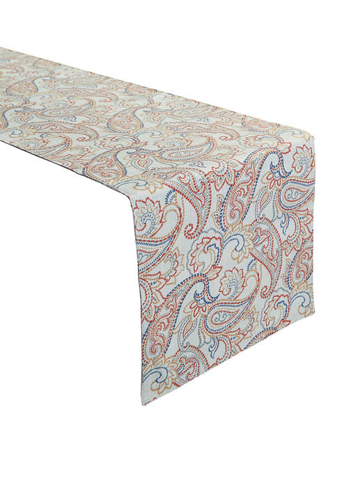 Modern. Southern. Home.™ Hadriam Paisley Table Runner
