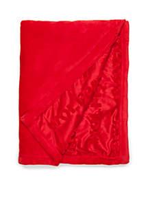North Carolina State University Wolfpack Velvet Plush Blanket