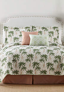 Calm Palm 6-Piece Bed-In-A-Bag