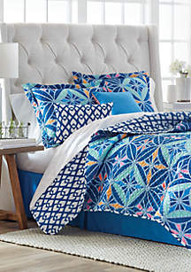 Charade 6-Piece Quilt Bed-In-A-Bag