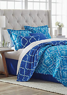 Gables 6-Piece Quilt Bed-In-A-Bag