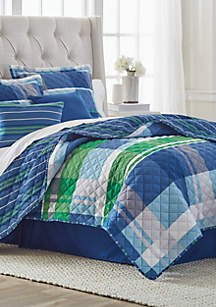 Hawthorne 6-Piece Quilt Bed-In-A-Bag