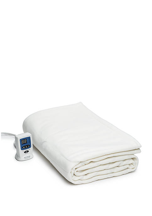 Biltmore® Electric Heated Fleece Blanket