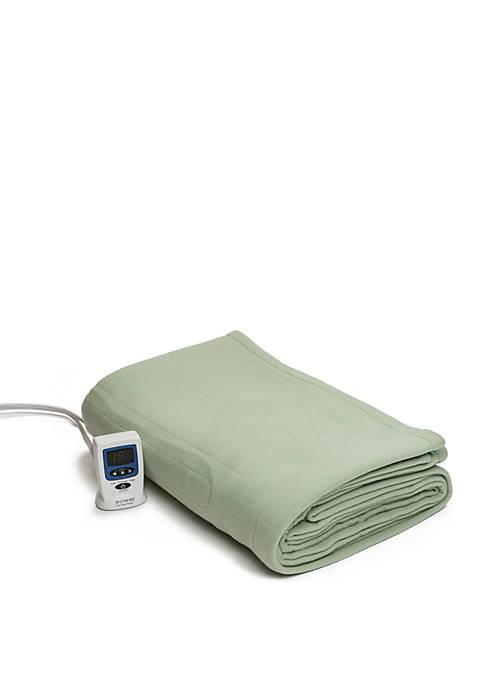 Biltmore® Electric Heated Fleece Blanket