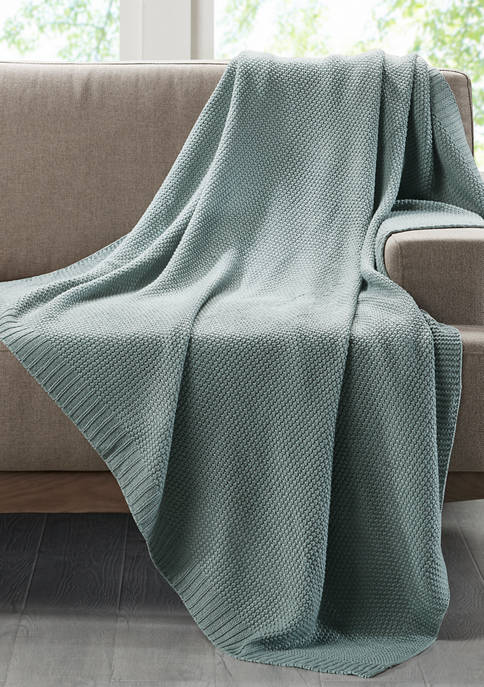 INK + IVY® Bree Knit Knit Throw