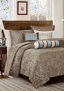 Aubrey 6-Piece Quilted Coverlet Set